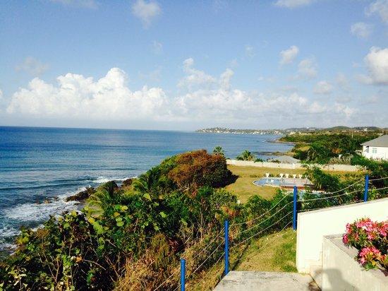 Casa de Amistad : Vieques view