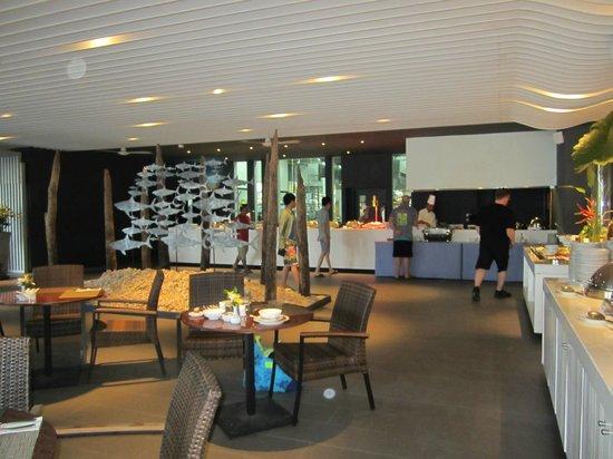 Beyond Resort Krabi: breakfast dining room