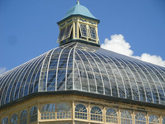 Exceptionnel Howard Peters Rawlings Conservatory And Botanic Gardens Of Baltimore:  Rawlings Conservatory Cupola In Baltimore