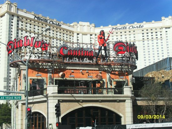 Monte Carlo Resort & Casino: Cantina del hotel