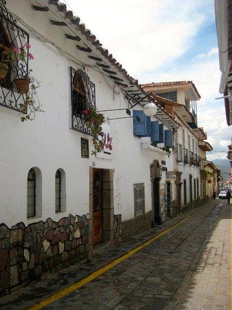 Second Home Cusco: street