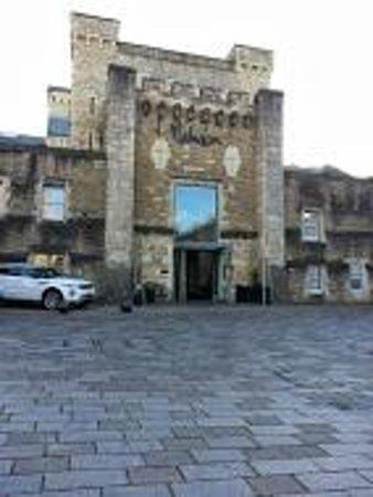 Malmaison Oxford Castle: Entrance