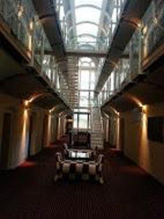 Malmaison Oxford Castle: Inside
