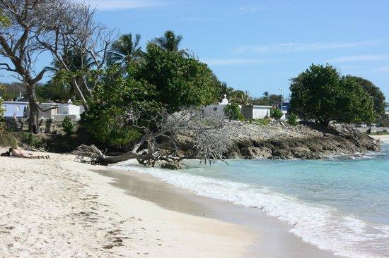 Le Rotabas: plage a st françois
