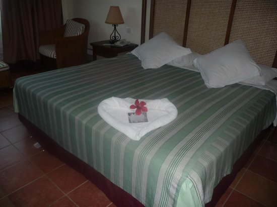 Memories Paraiso Beach Resort : Chambre