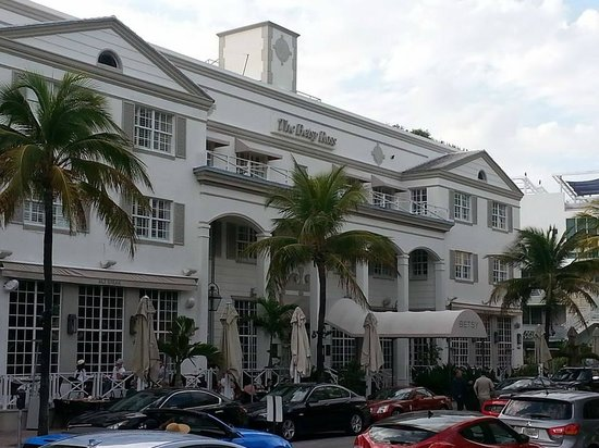 The Betsy - South Beach : The Betsy Hotel Front