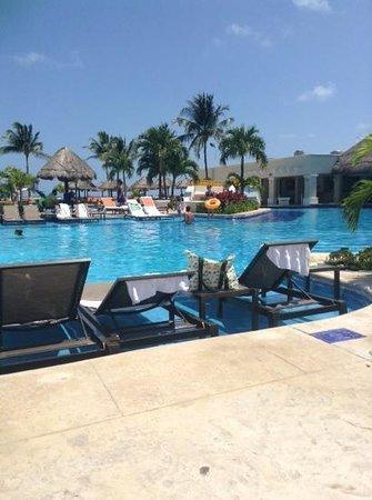 Moon Palace Cancun: gorgeous pool
