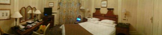Hotel Bristol Wien: номера не очень большие