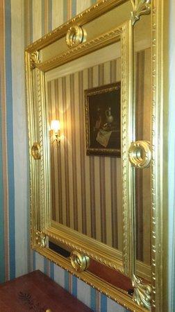 Hotel Bristol Wien: зато стильные
