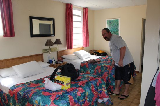 Sandy Beach Hotel: Room 301