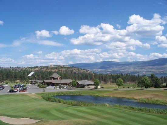 BEST WESTERN PLUS Wine Country Hotel & Suites: Okanagan Lake