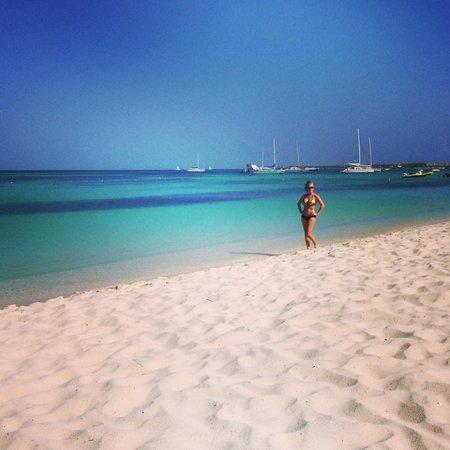 Hilton Aruba Caribbean Resort & Casino: amazing beach...