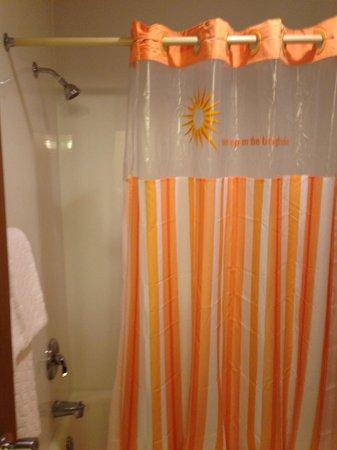 La Quinta Inn Atlanta Midtown/Buckhead: Banheiro