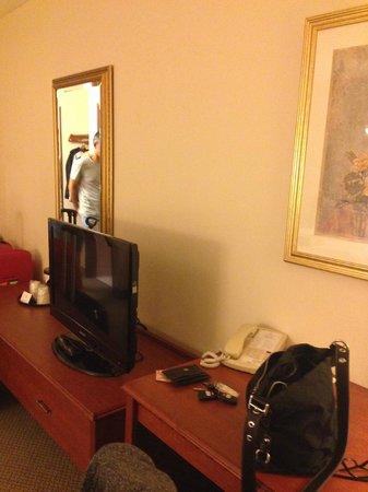 La Quinta Inn Atlanta Midtown/Buckhead: Quarto