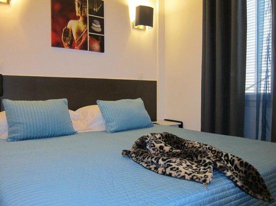 Hotel Colbert : Chambre Double ou Twin