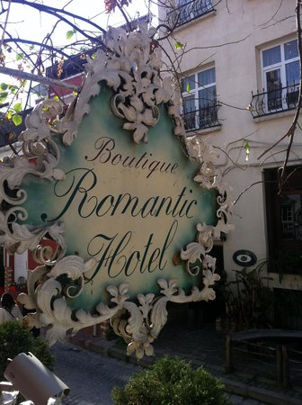 Romantic Hotel Istanbul: hotel