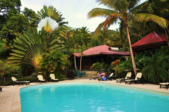 Caraib'Bay  Hotel: Piscine