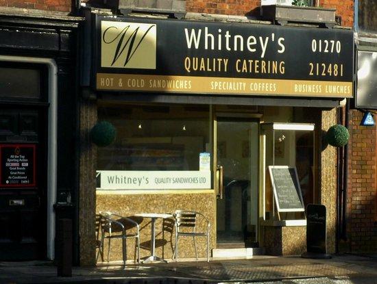 Restaurants Near Whitney Premier Inn