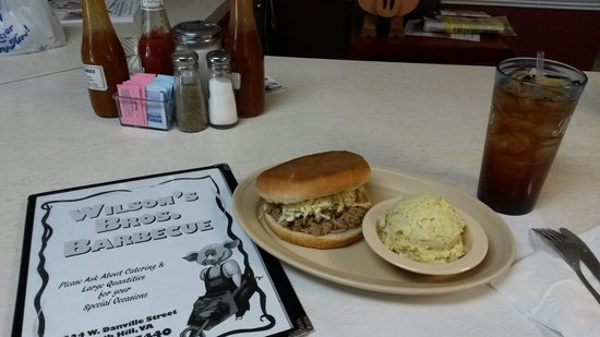 Wilson Brothers Barbecue