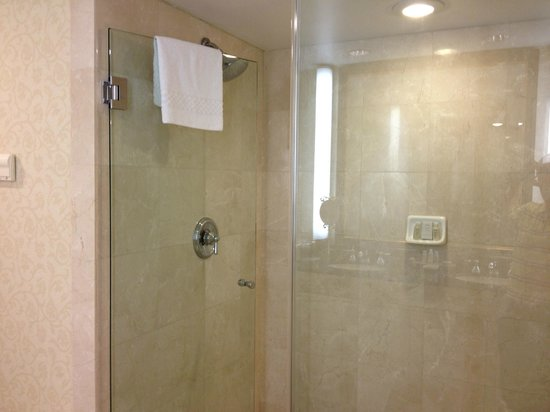 The Mayflower Hotel, Autograph Collection: Shower