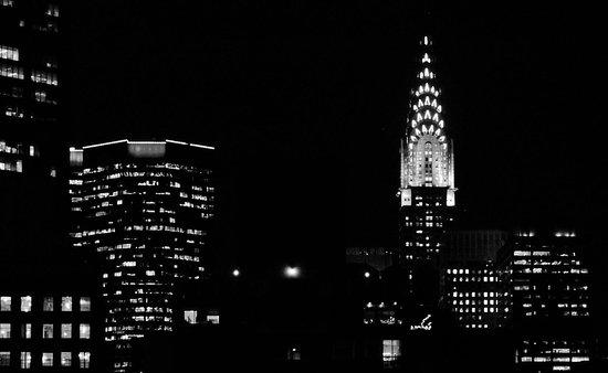 Park South Hotel: Night Views