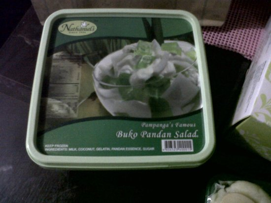 how to make buko salad ice cream