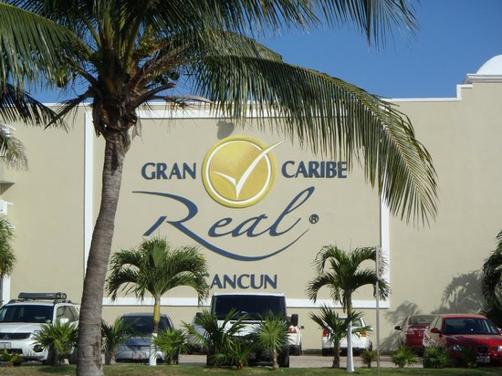 Gran Caribe Resort: First hint from coach