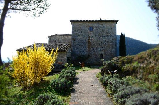 Castello Valenzino: il castello