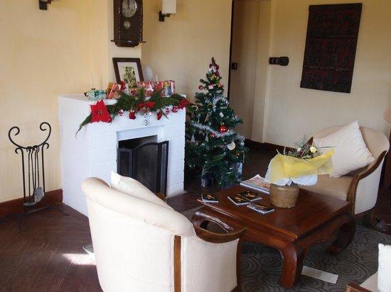 Ana Mandara Villas Dalat Resort & Spa: Общий зал
