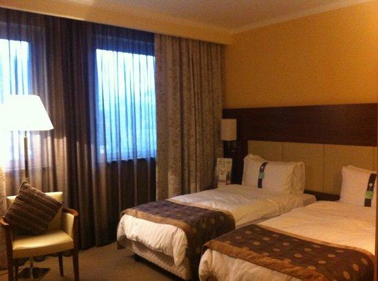 Holiday Inn Salerno-Cava De' Tirreni: Stanza doppia