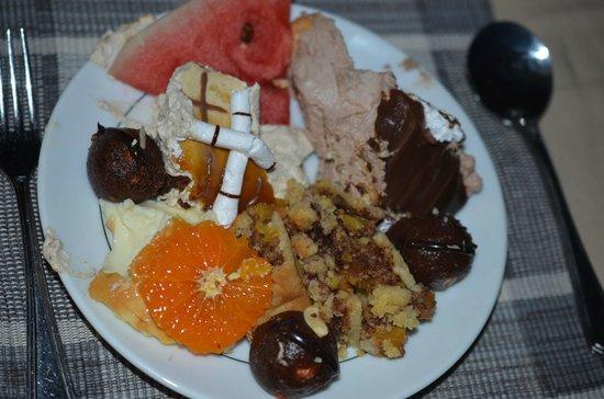 Dickwella Resort & Spa: my dessert )))
