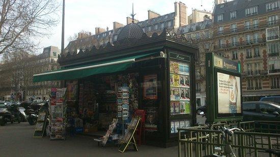 Champs-Élysées : VISTA 9
