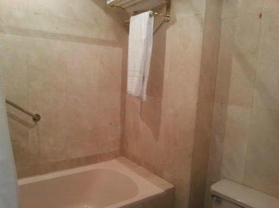 Hotel Dann Carlton Bogota: Banheiro bonito