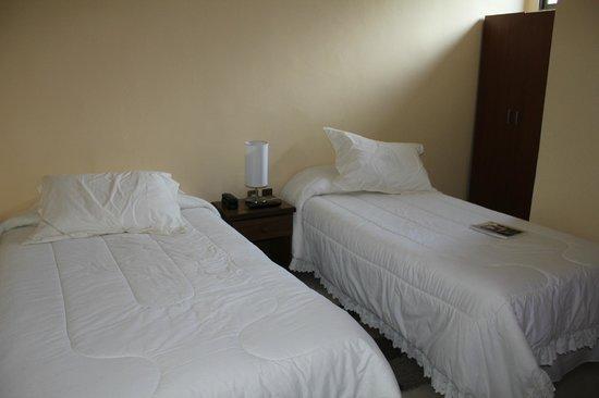 Gran Hotel Ovalle: Habitación