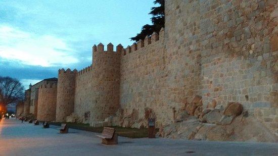 Las Murallas de Ávila: Murallas de Avila