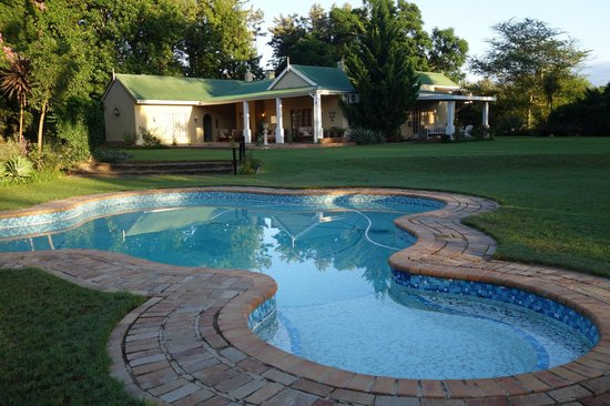 Hopefield Country House: The Pool