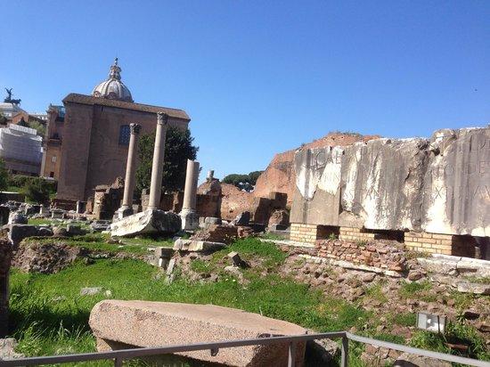 Ancient Rome: Larry Pictures