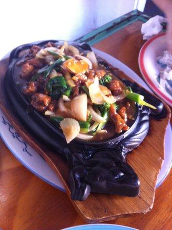 New Century Chinese: beef dish