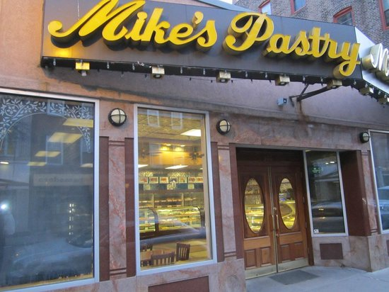 North End: Great bakeries (Pastry Shops) everywhere