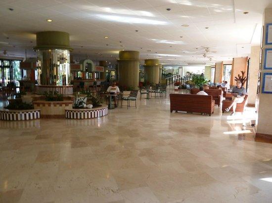 IFA Continental Hotel : Reception/ Bar