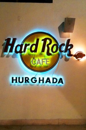 Hard Rock Cafe Hurghada : Classic!