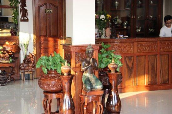 Cheysokha Guesthouse: Лобби