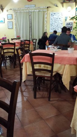 antico ristorante marinaro : Sala