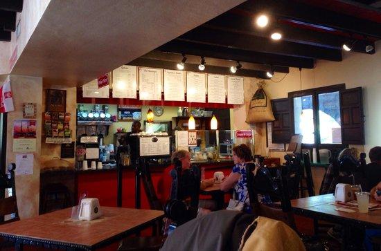 Cafe del Hidalgo: Café
