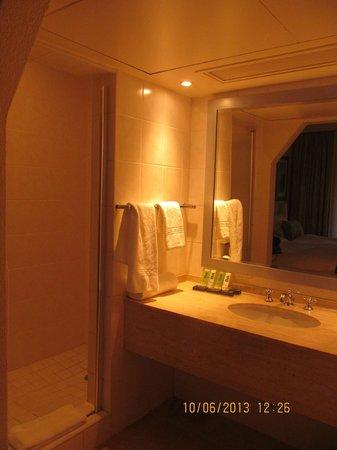 Cabanas, Sun City: Banheiro do Quarto