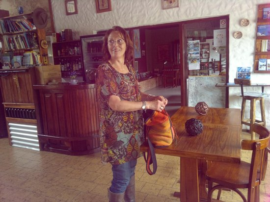 Schilling Hostal Patagonico: Dentro