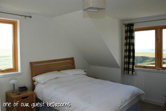 Skerryvore B&B: bedroom