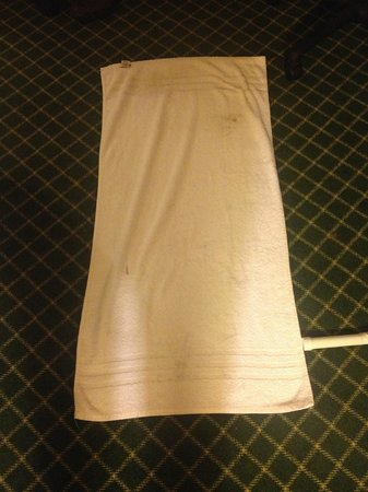Days Hotel & Conference Center - Methuen MA: towel