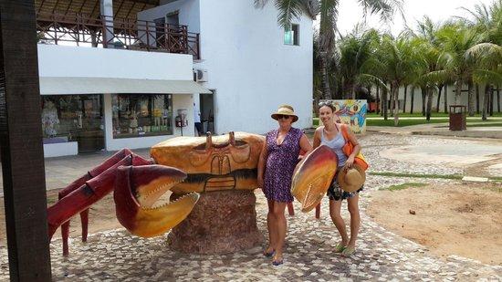 Praia do Futuro : No Chico do Caranguejo