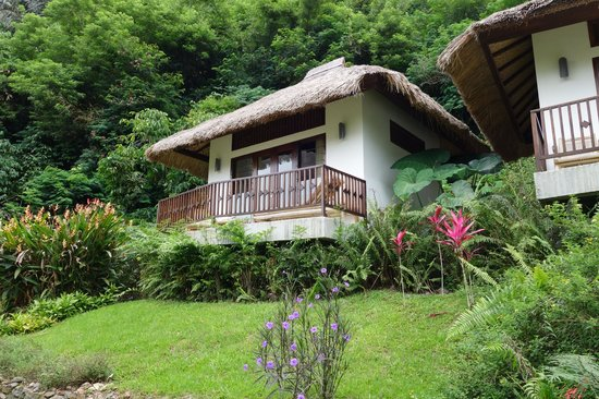 Kelimutu Crater Lakes Eco Lodge, Moni, Flores: Our cottage